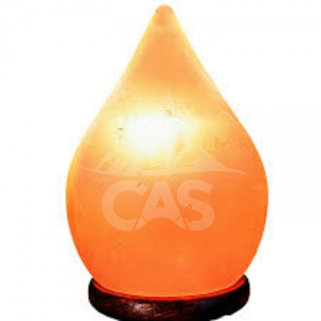 Himalayan salt tear lamp