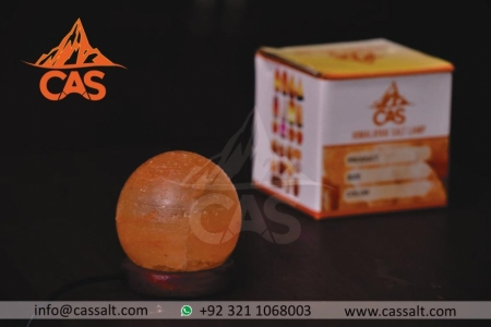 Himalayan Salt Ball Mini USB Lamp