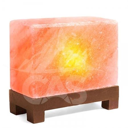 Himalayan Salt Vogue Shape Lamp