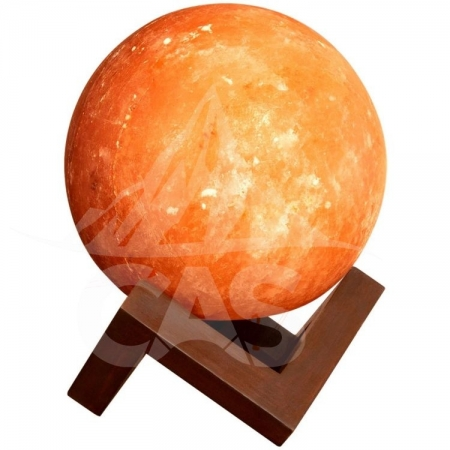 Himalayan Salt Sphere Shape Lamp