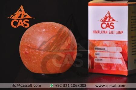 Himalayan Salt Ball Shape