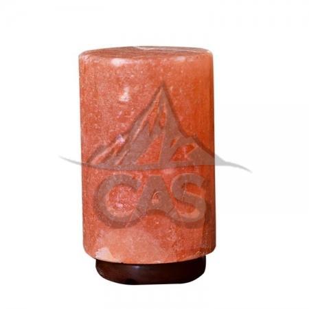 Himalayan Salt Cylinder Shape Lamp