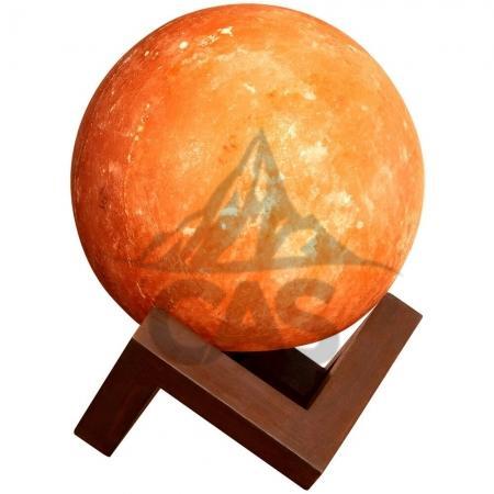 Himalayan Salt Sphere Shape Lamp